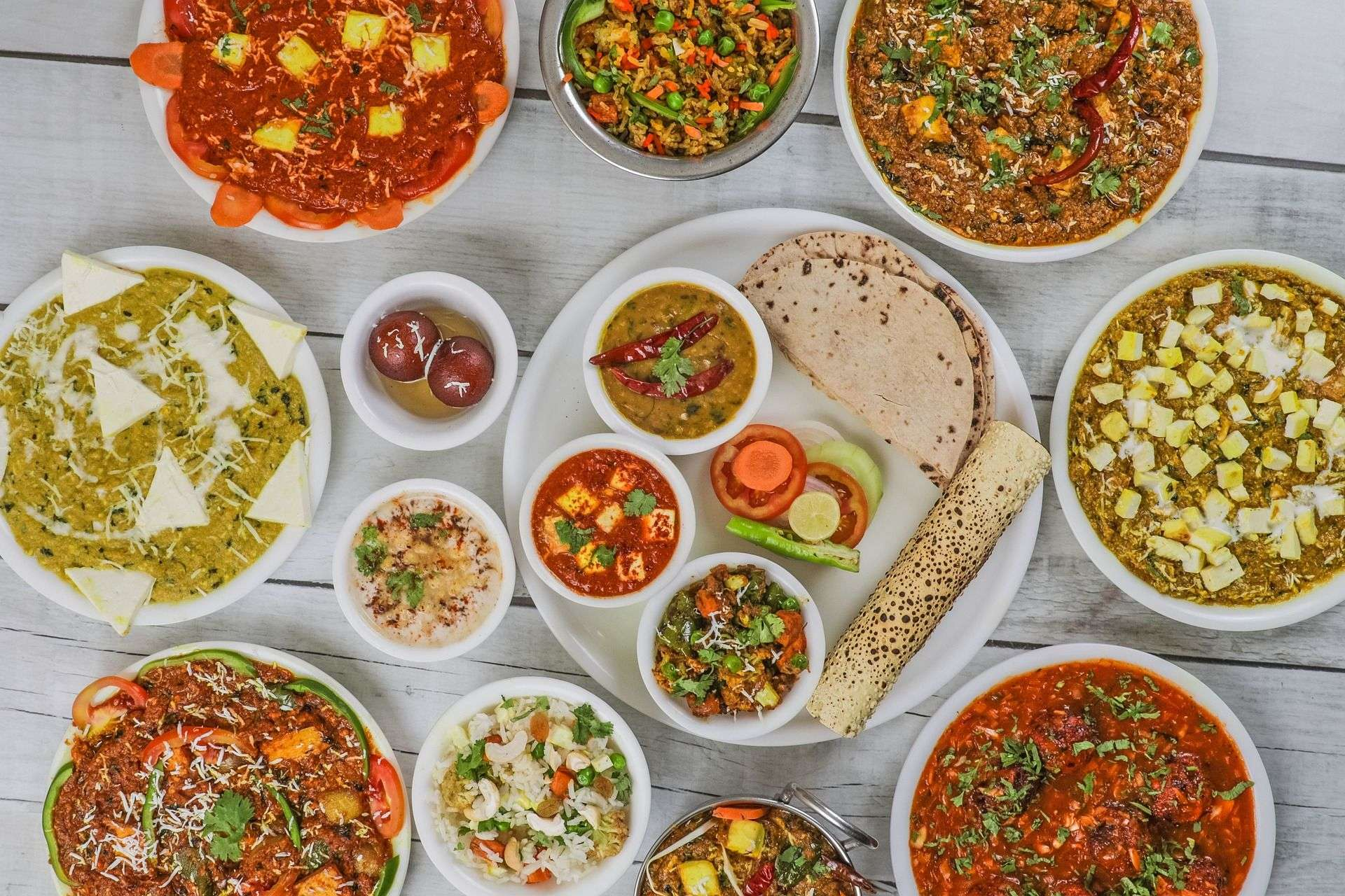Des épices et ingrédients délicats et typiques