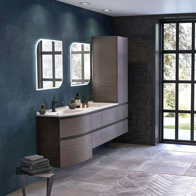 Aviso, meuble de salle de bains Ambiance Bain
