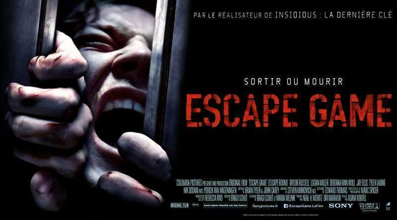 Escape Game : Le film
