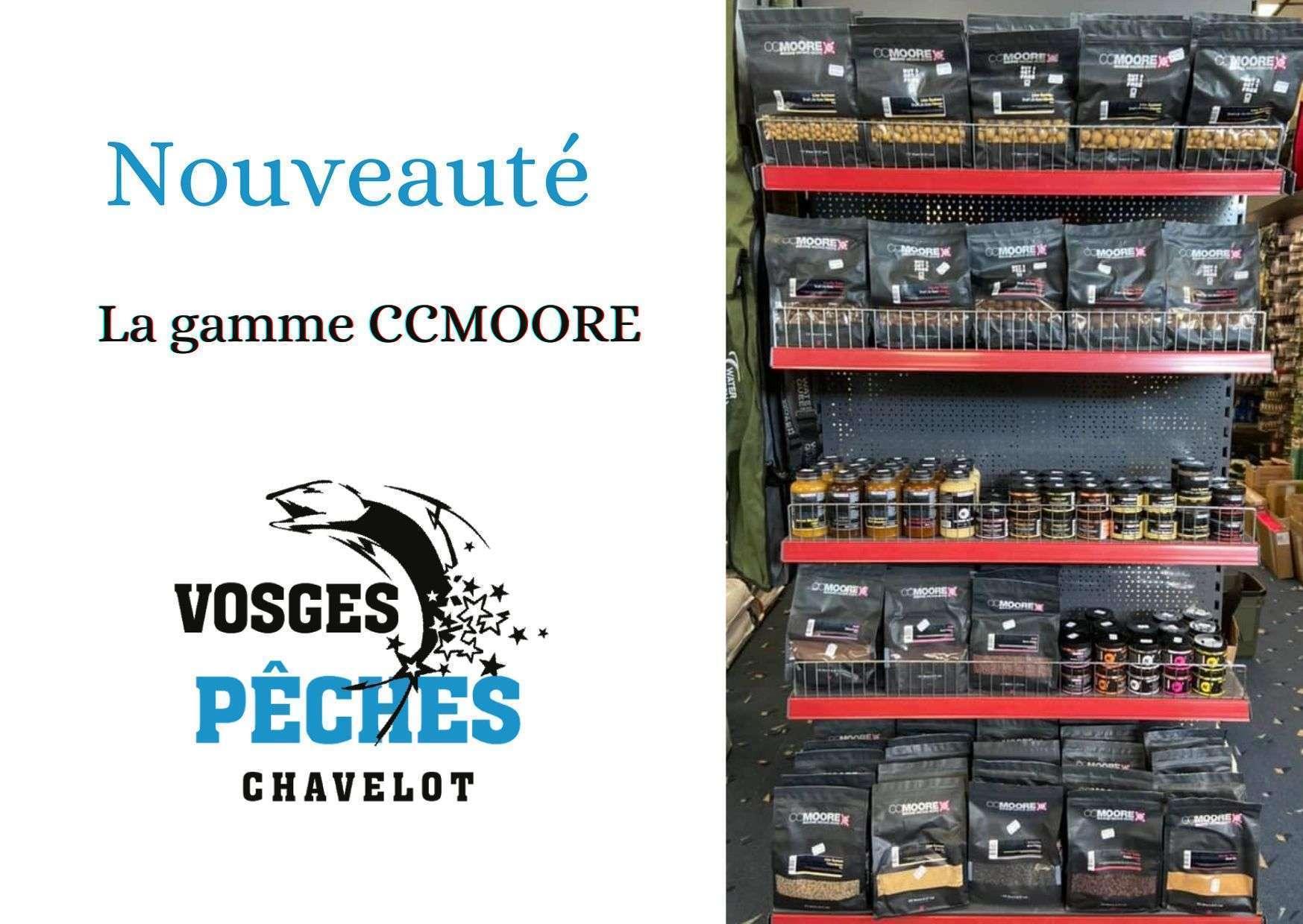 La gamme CCMOORE est maintenant disponible !