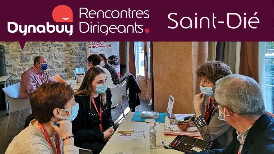Rencontre Dirigeants à Saint-Dié-des-Vosges