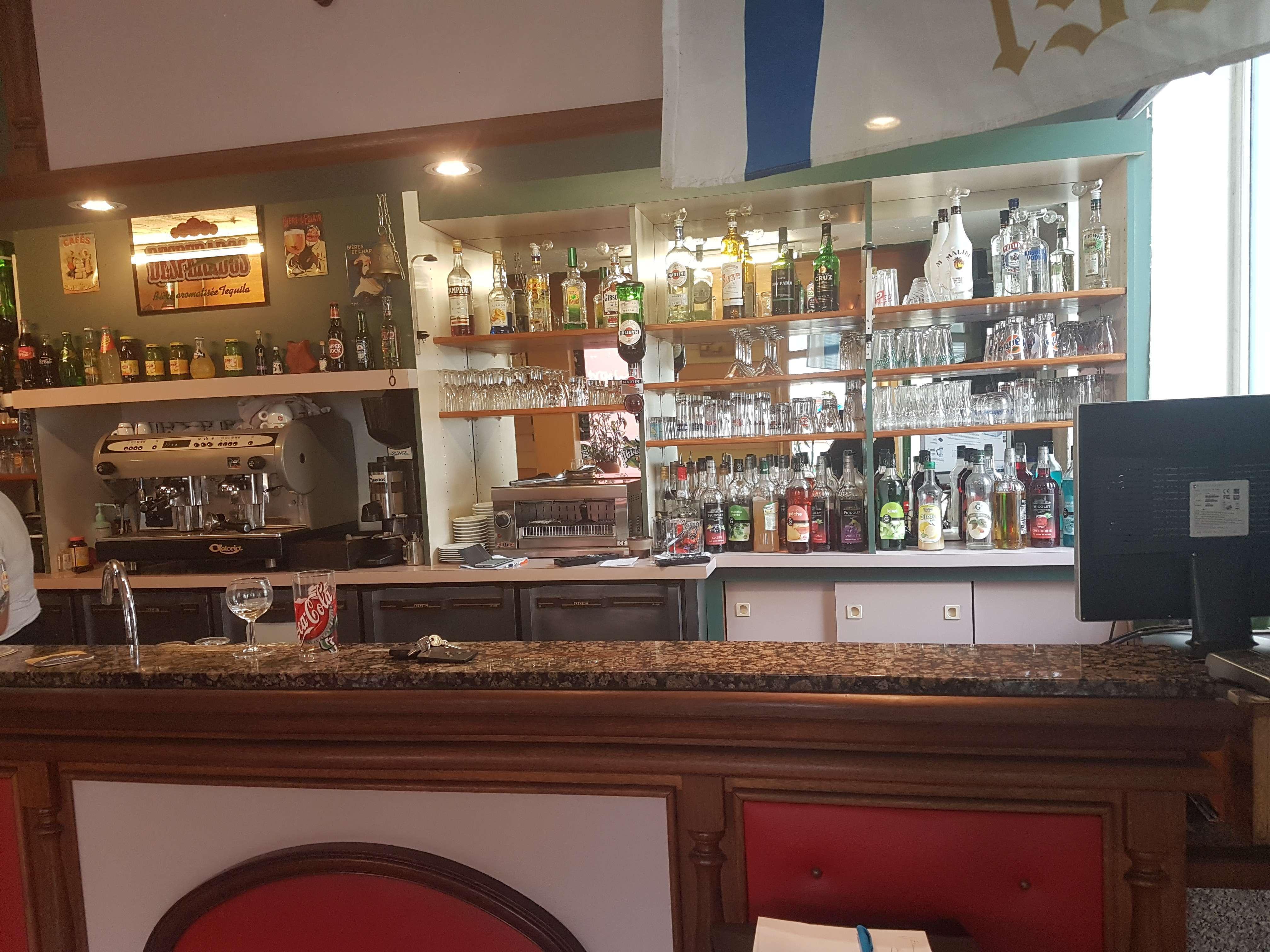 Une escapade dans le silver bar
