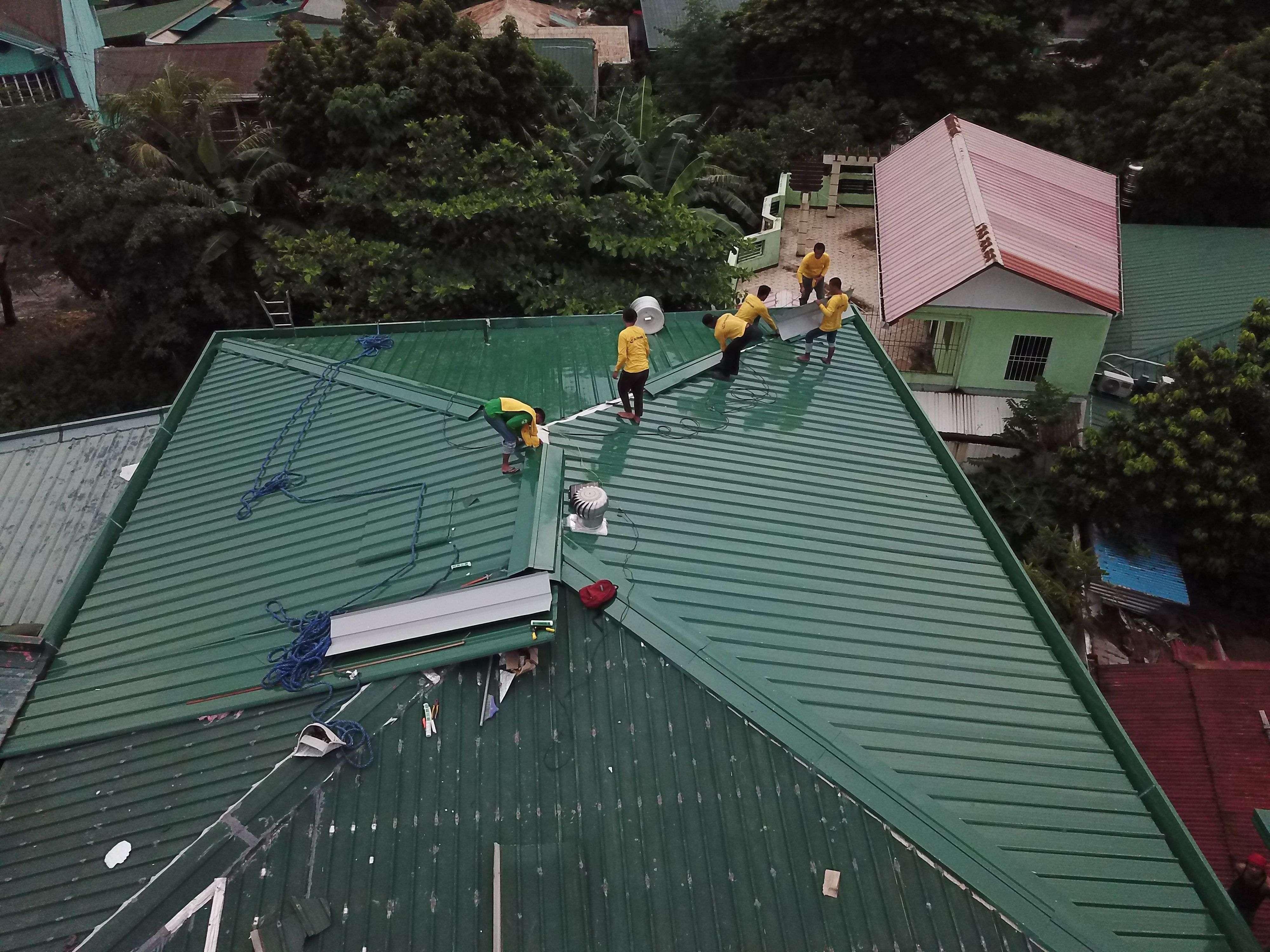 Quand devez-vous rénover votre toiture ?