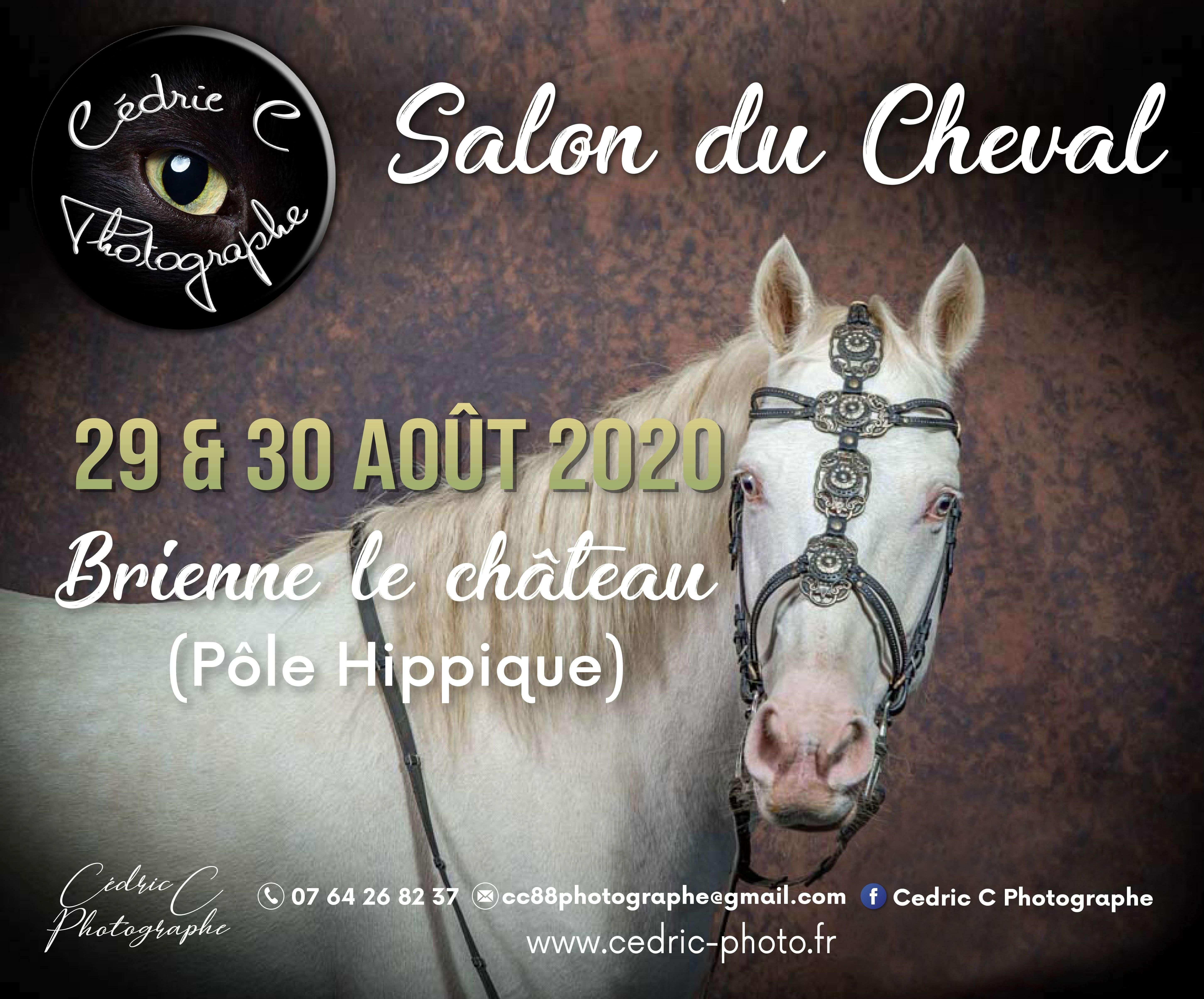 Salon du cheval 2020