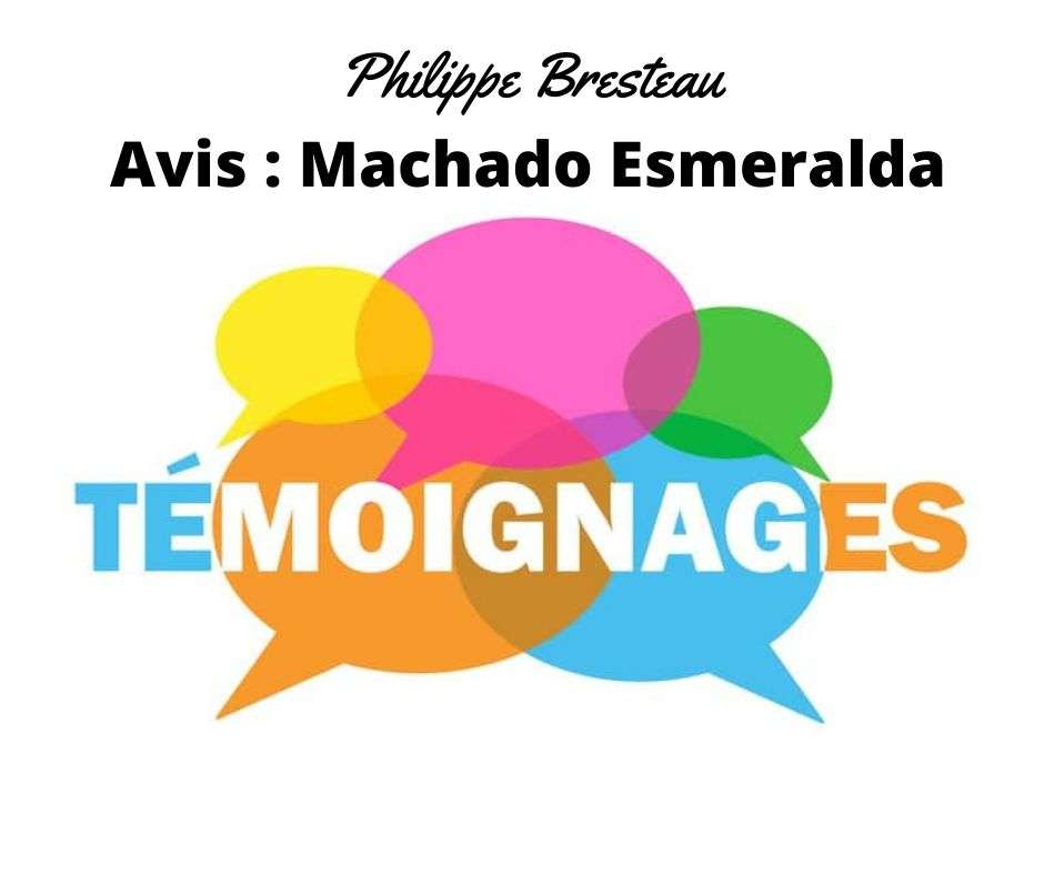 Avis : Machado Esmeralda