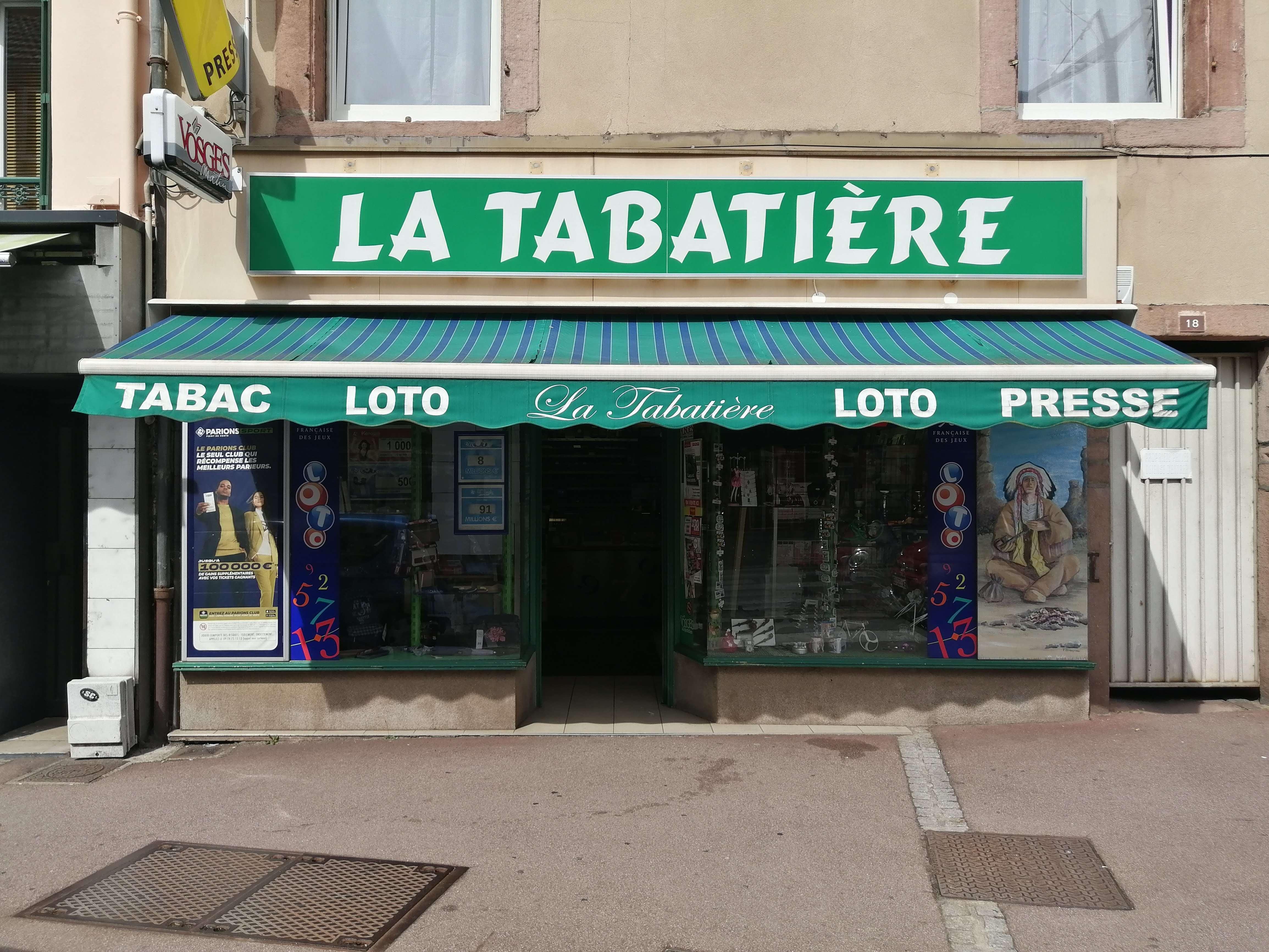 LA TABATIÈRE