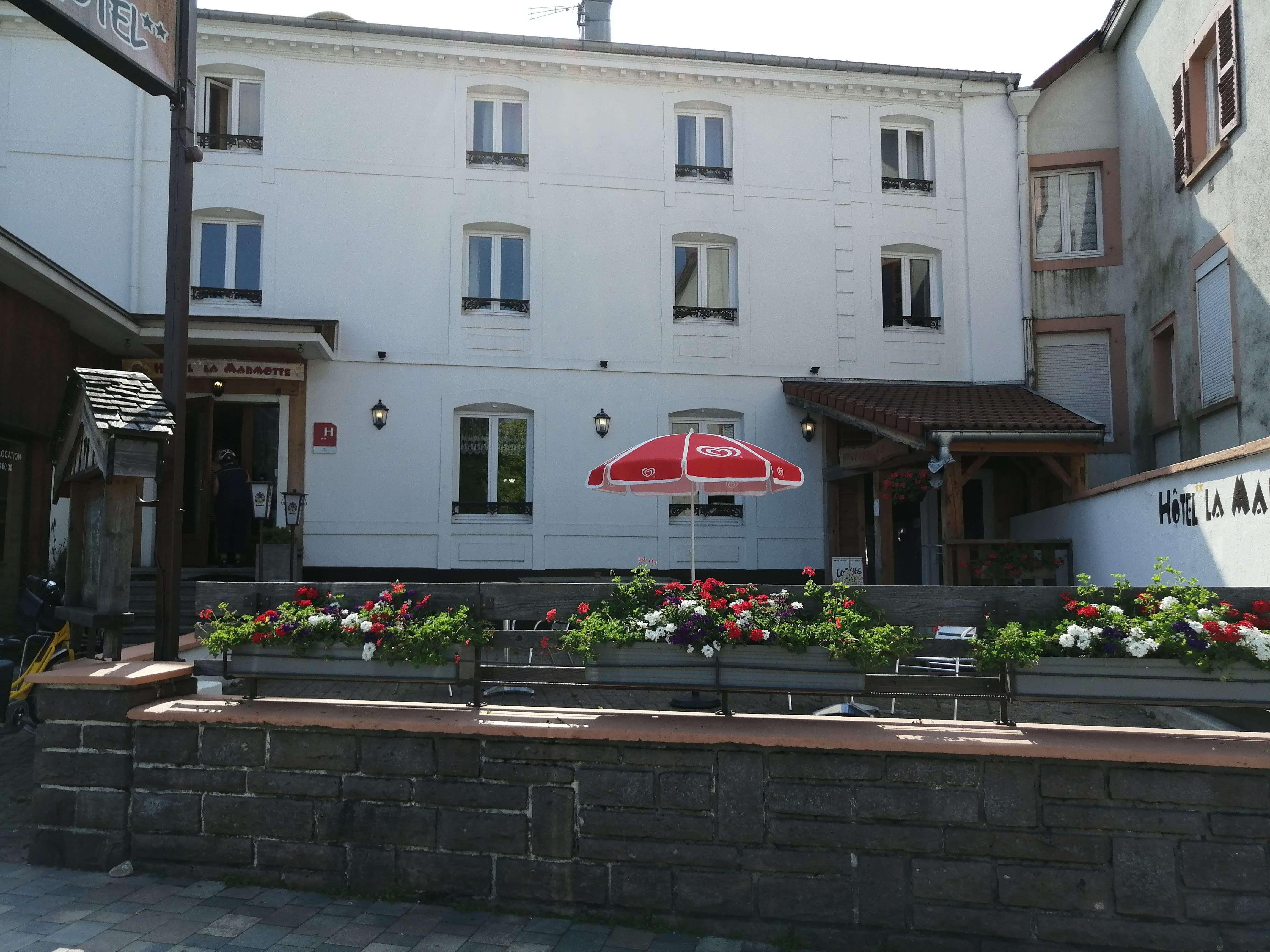Hotel La Marmotte Gérardmer