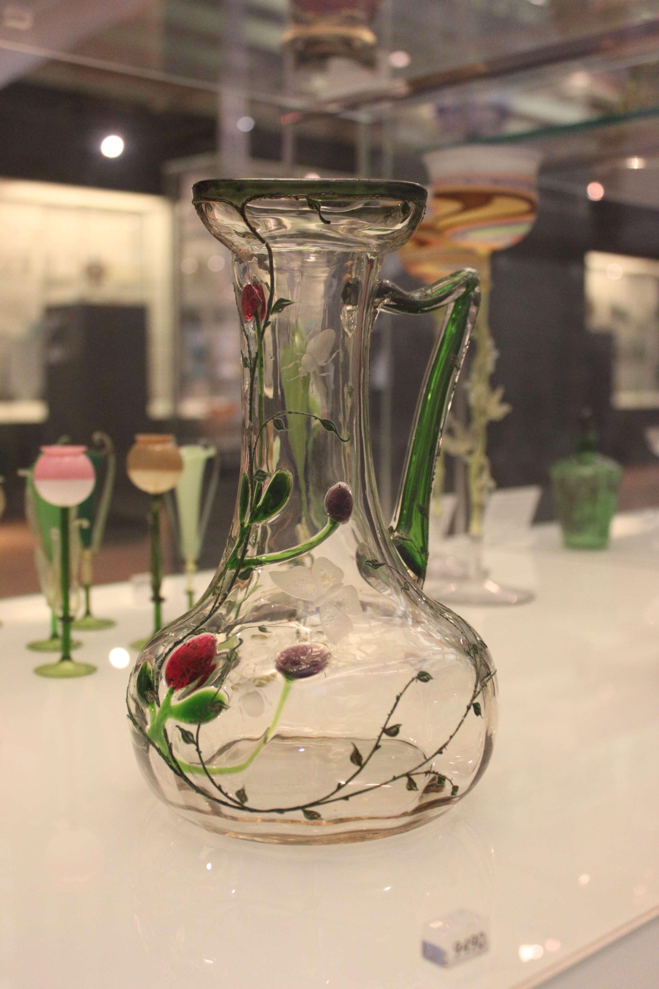 Le cristal de Bohême