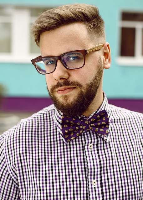 Hipster : une barbe, un style !