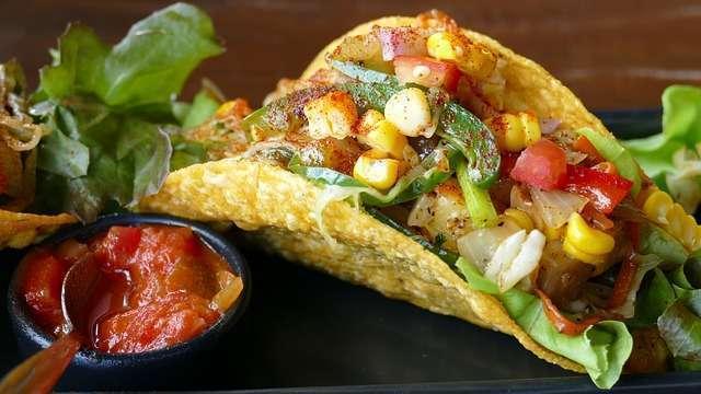 Les tacos, plat populaire du Méxique