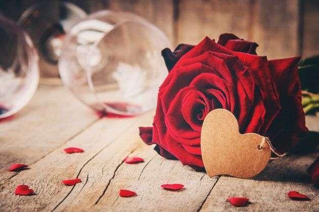 Menu Saint-Valentin