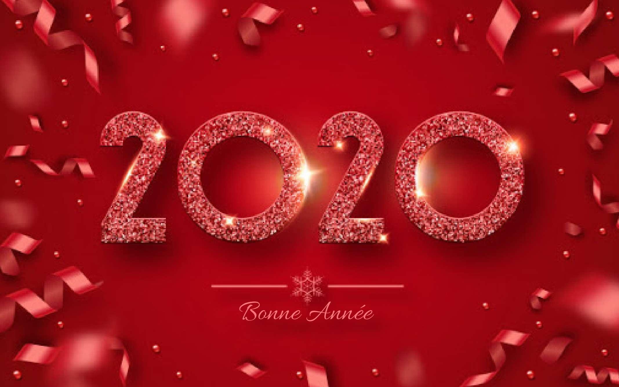Au Flambadou vous souhaite une bonne année