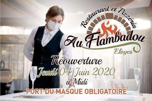 Réouverture Au Flambadou !