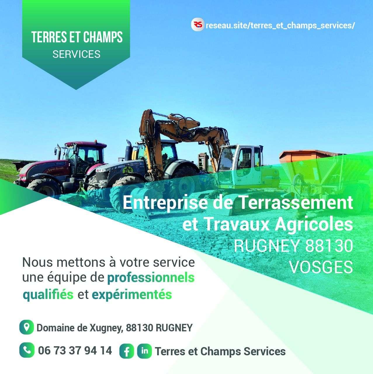Entreprise de Terrassement et Travaux Agricoles