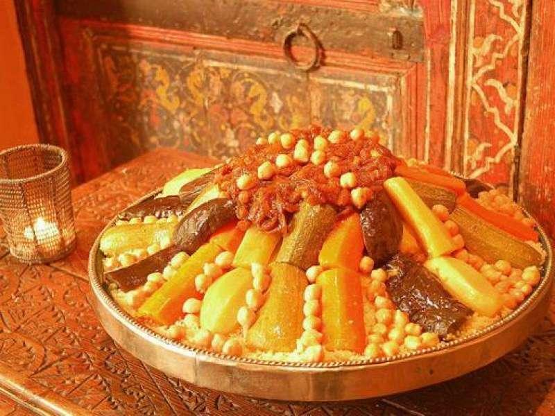 Le couscous, plat mythique !