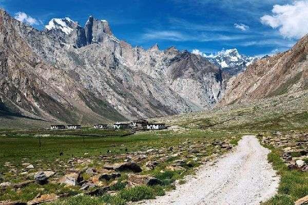 La vallée du Cachemire