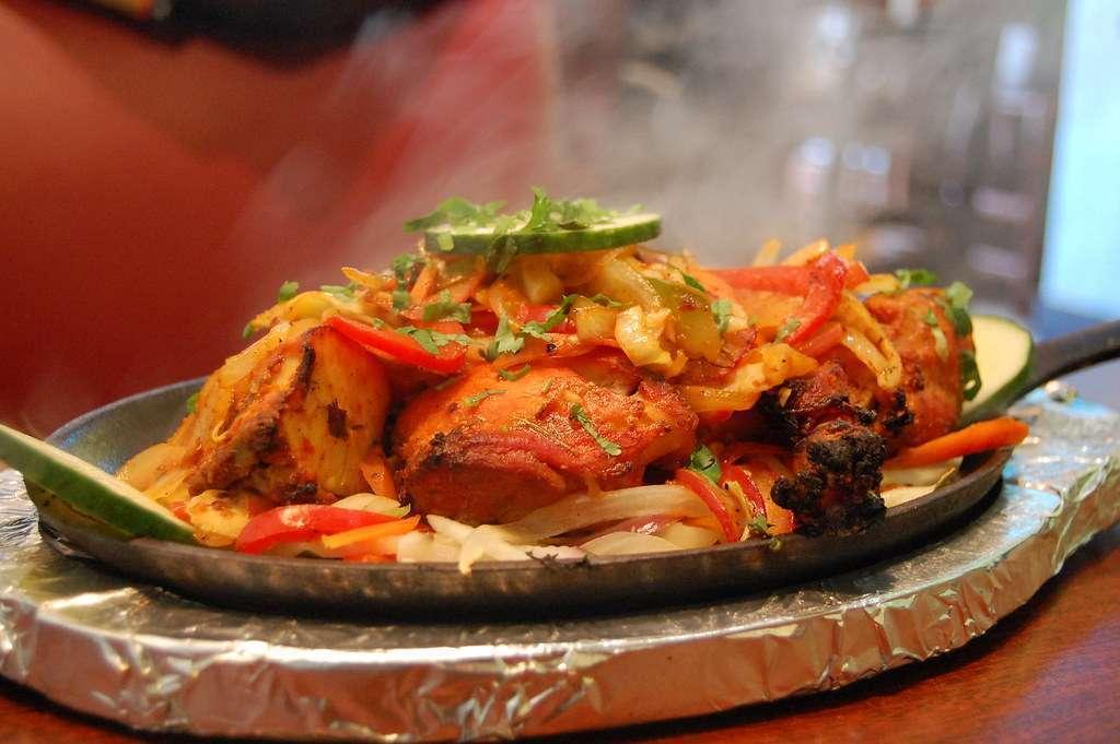 un bal culinaire proposé par chef Arif