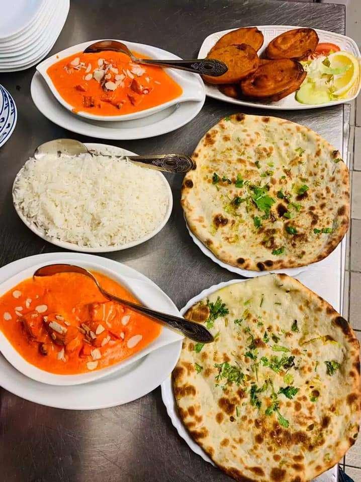 Manger indien