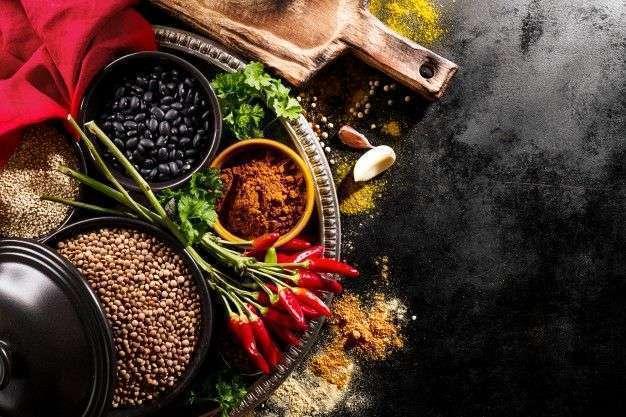 La cuisine indienne, entre plaisirs gustatifs et bienfaits énergétiques :