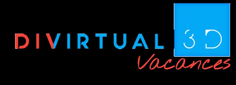 Divirtual3D Vacances, partez en vacances sereinement.
