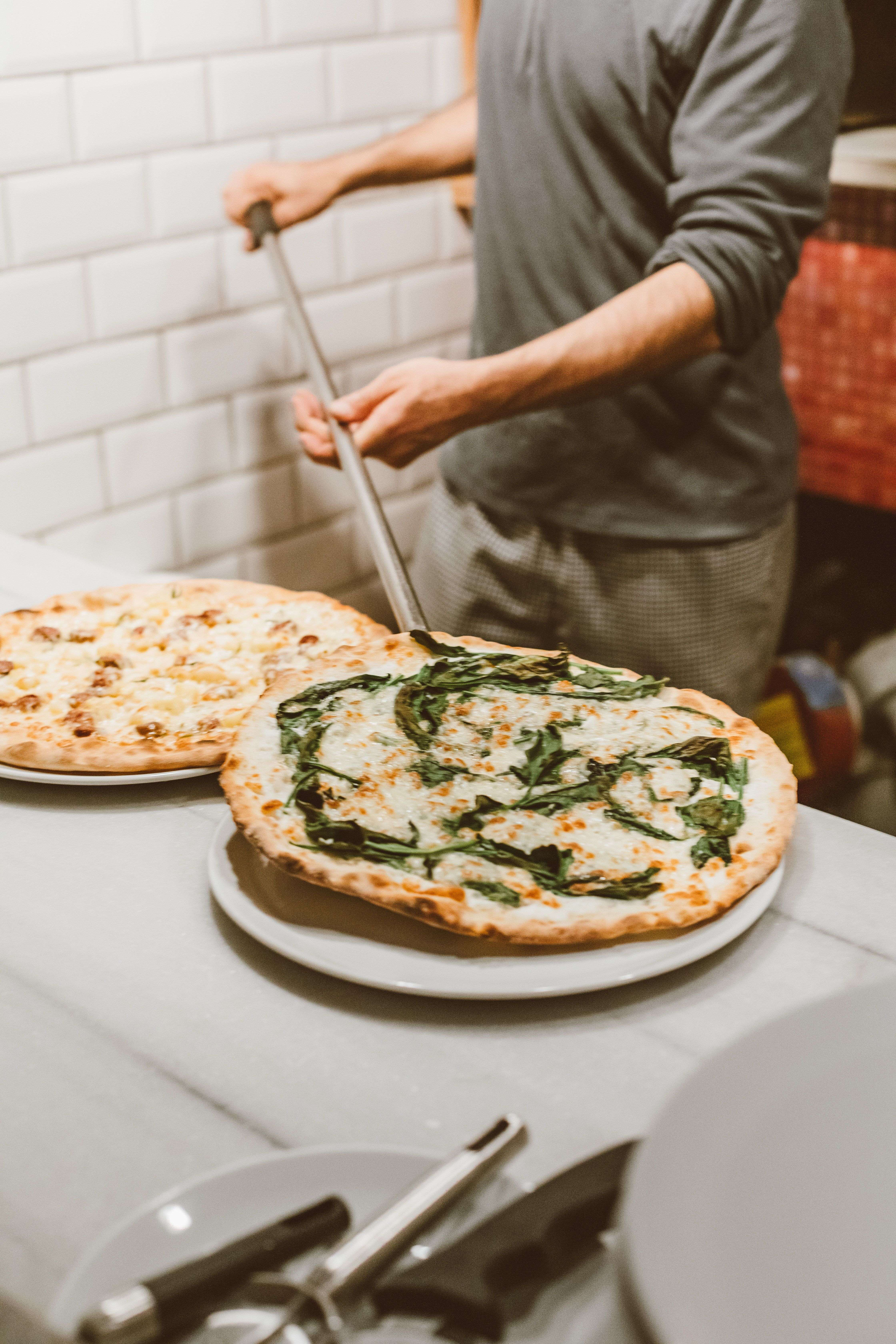 Réserver vos pizzas !