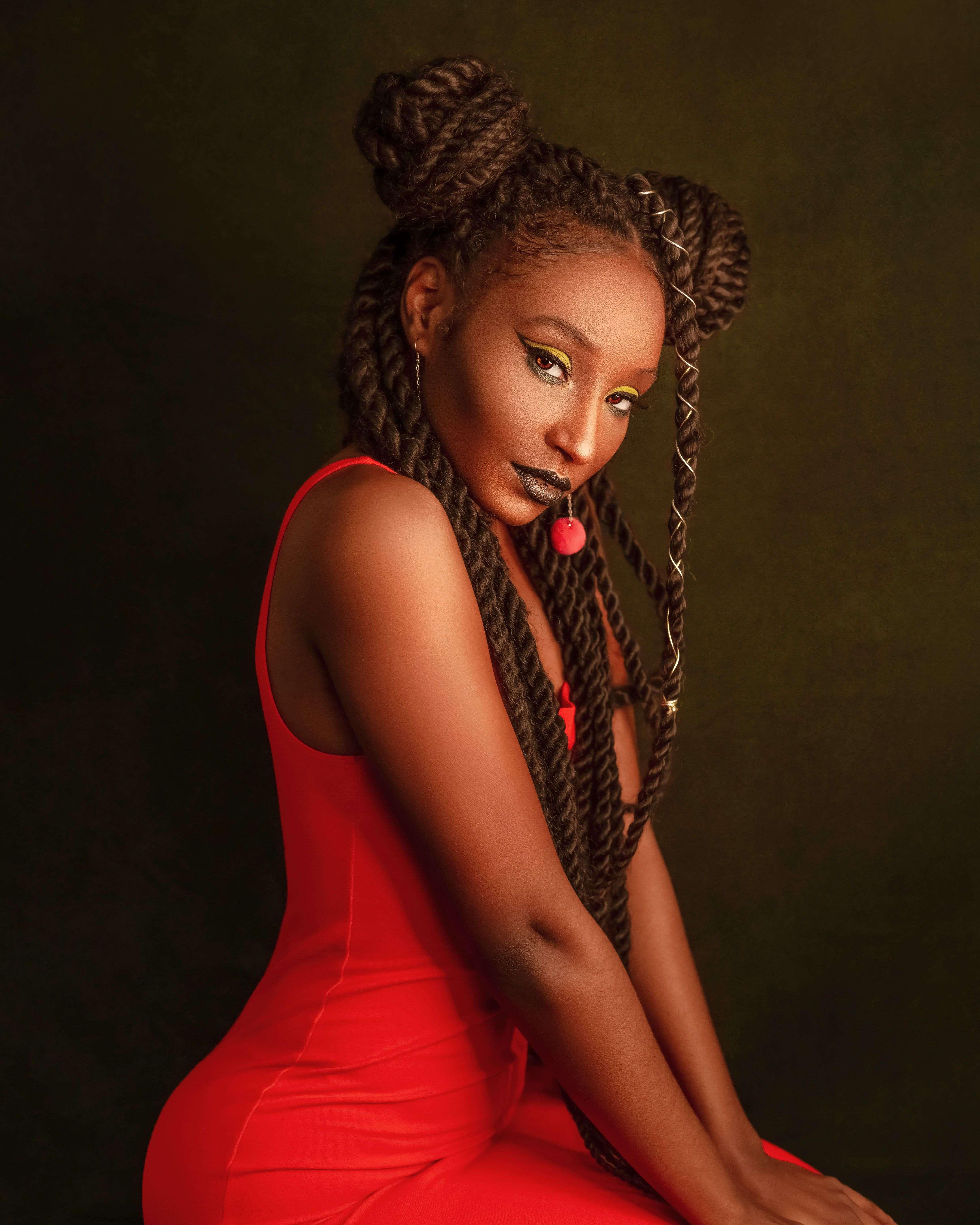 Tresse Africaine !