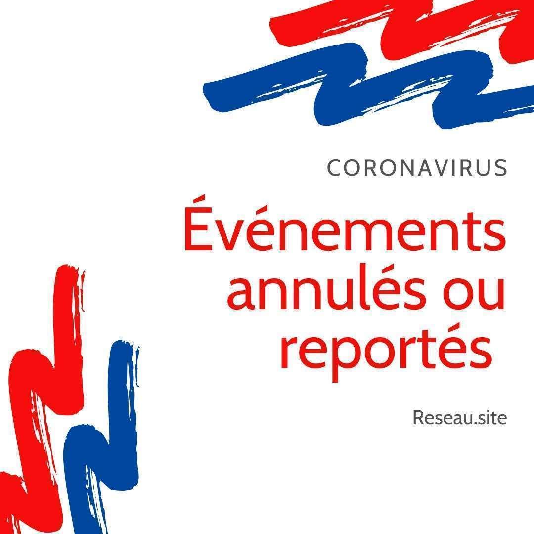 Covid-19 :  événements culturels et sportifs