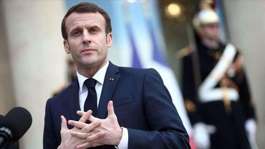 Allocution d'Emmanuel Macron  (13/04/20)