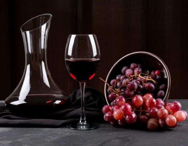 Les bienfaits du vin rouge