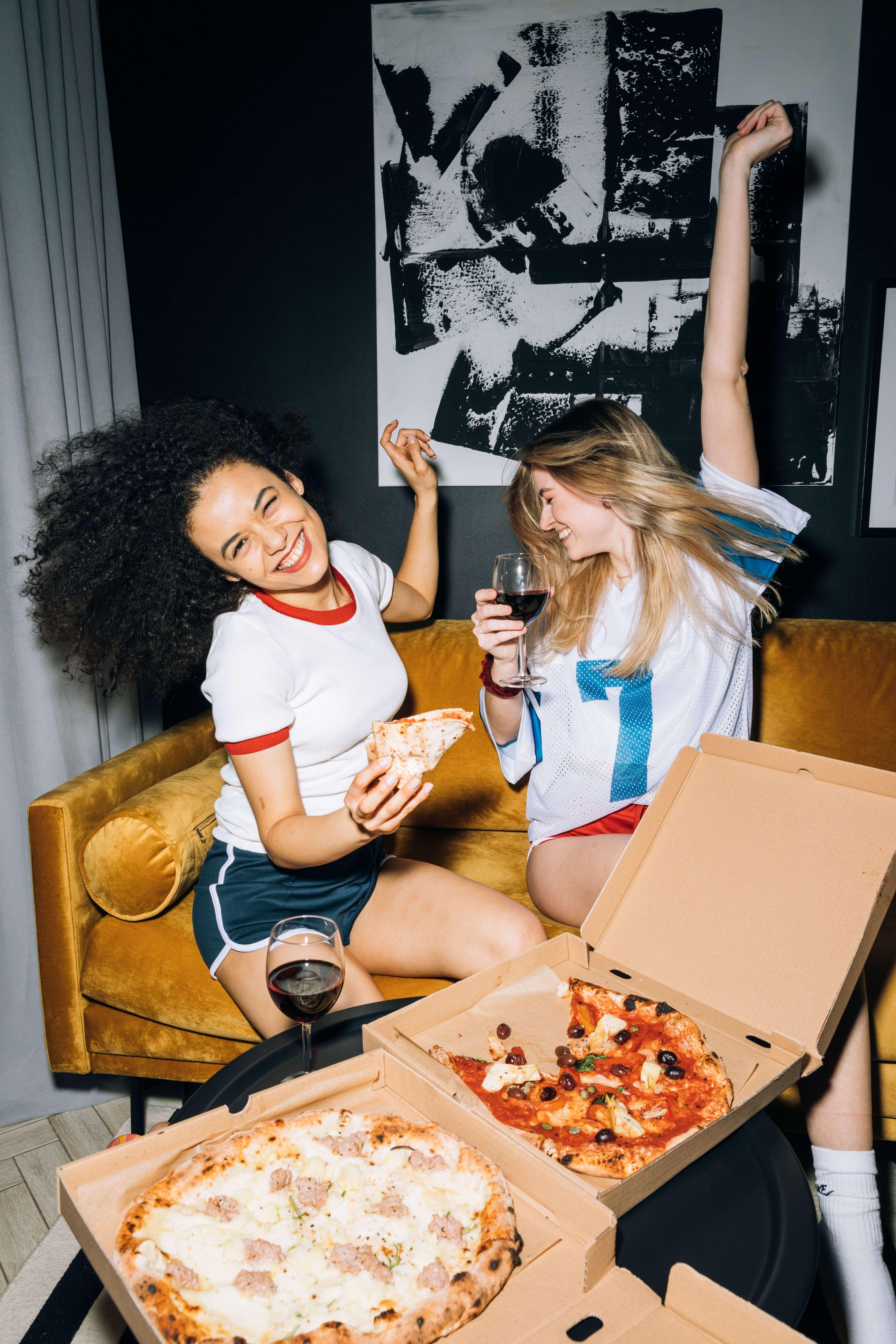 Soirée vin & pizza !