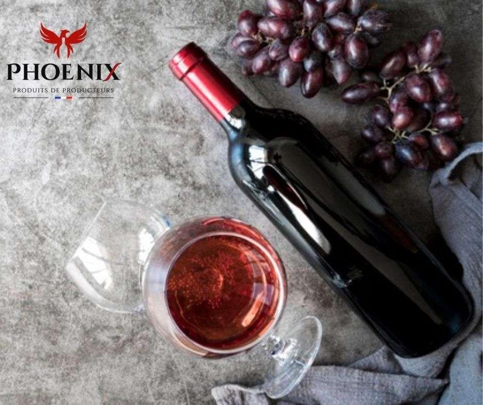 Du vin rouge