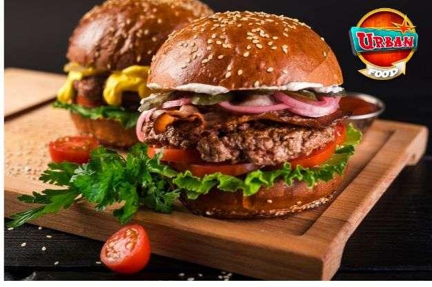 Un  bon burger !