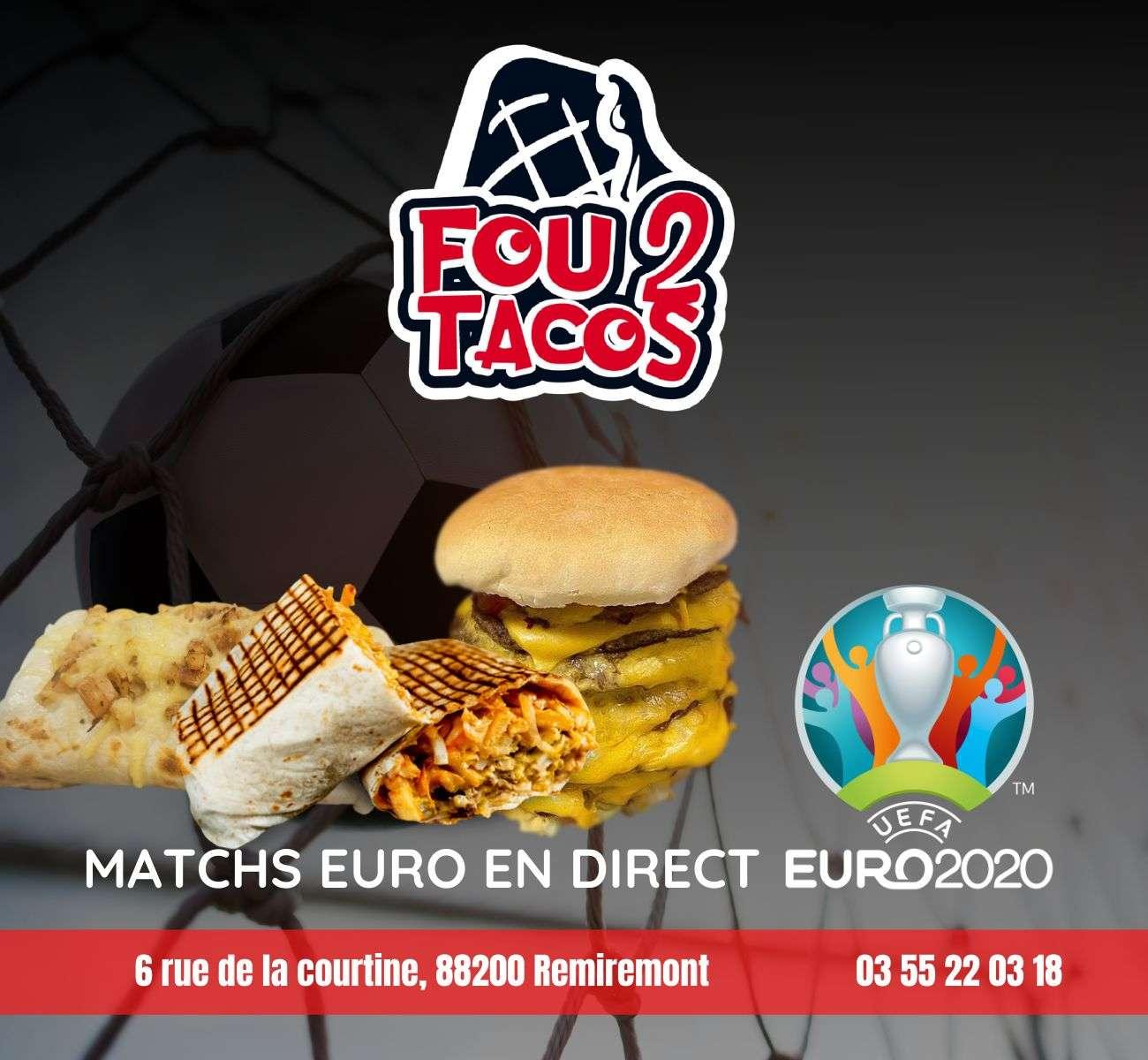Matchs Euro 2020