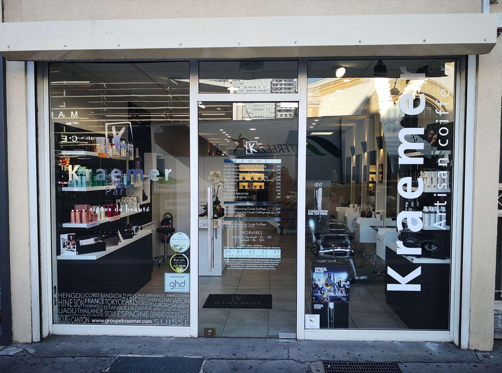 Votre salon de coiffure est ouvert