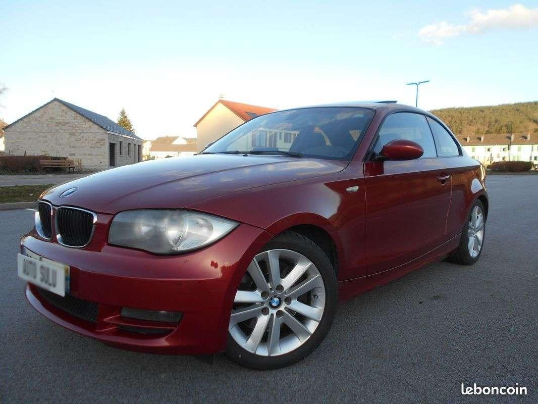 BMW Serie 1 en très bon état