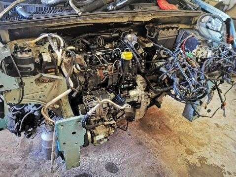 Remplacement moteur