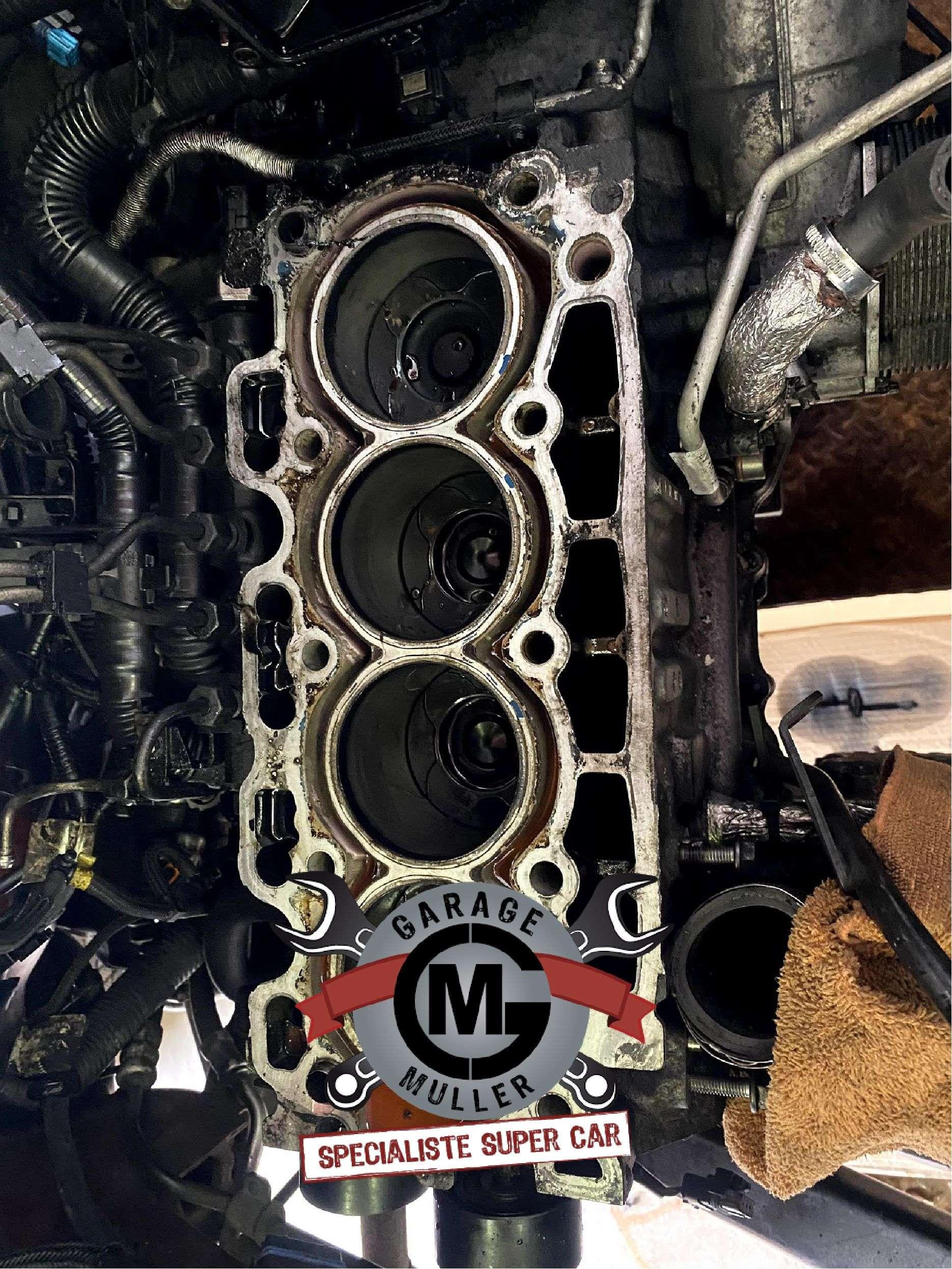 Rénovation moteur