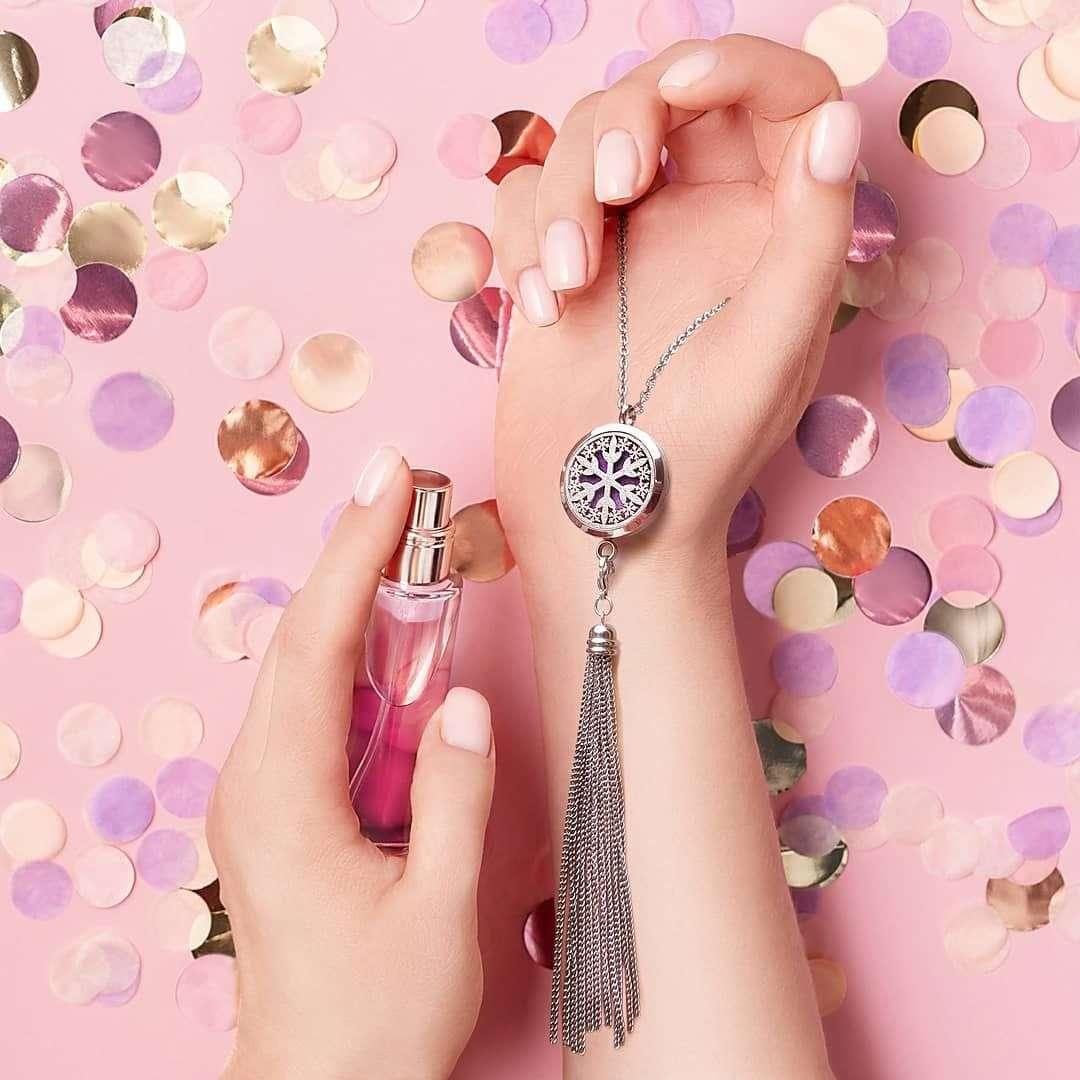 Bijoux à parfumer Thabora