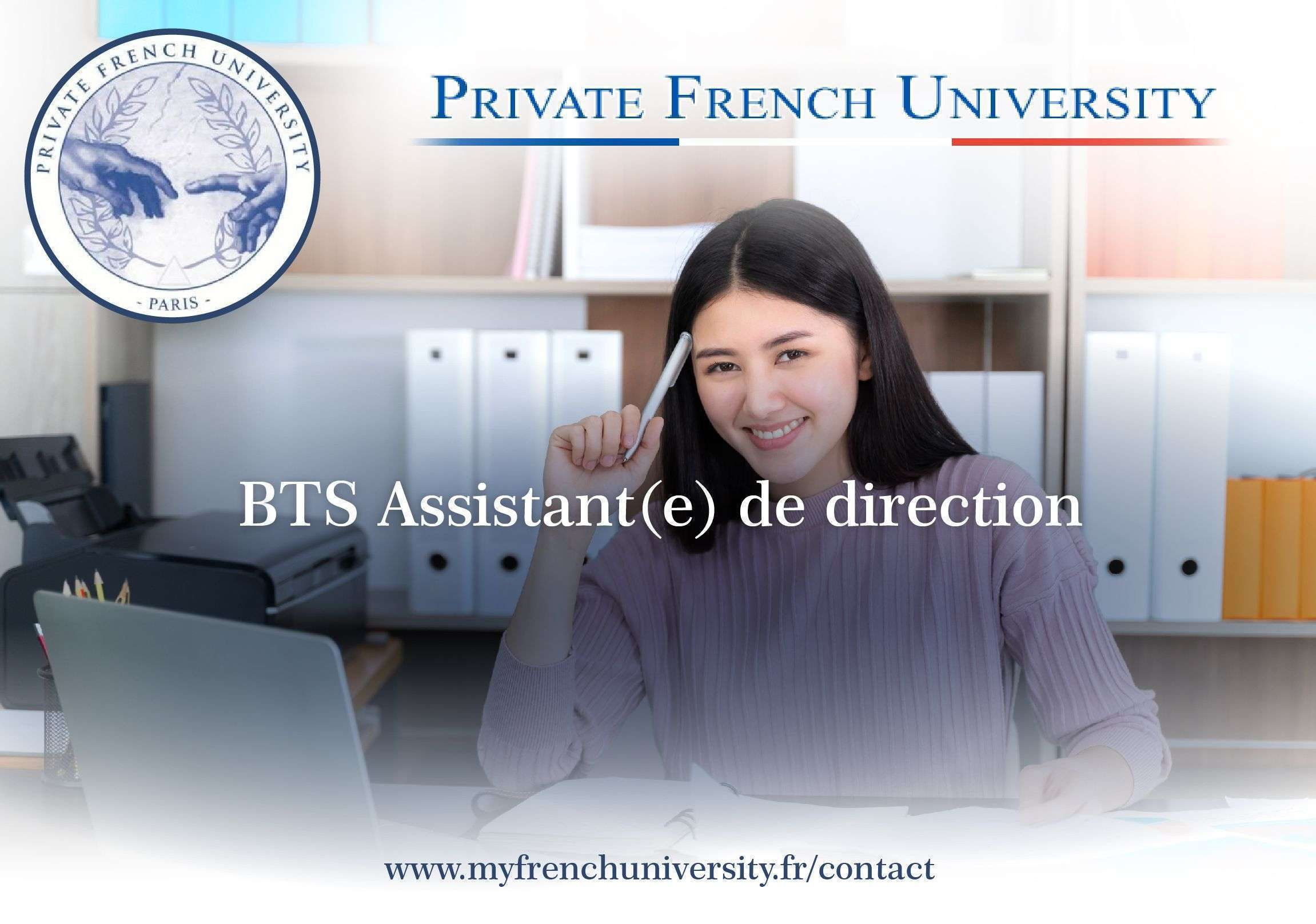 BTS Assistant(e) de direction
