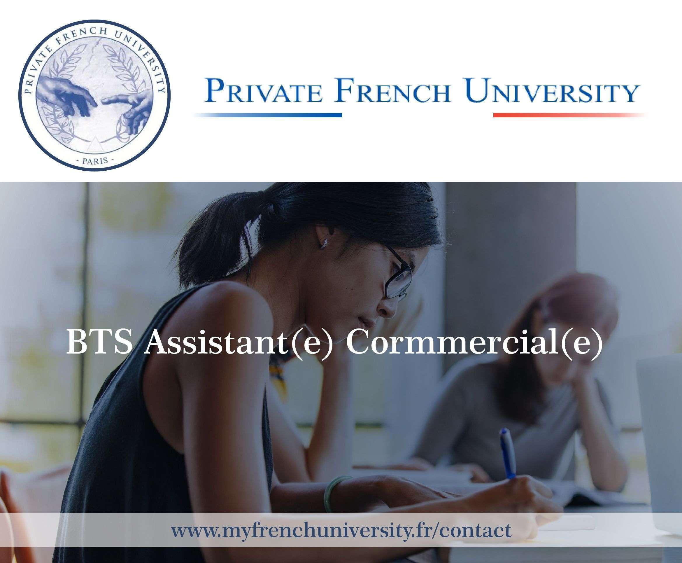 BTS Assistant(e) Cormmercial(e)