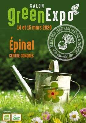 Green Expo 2020 Épinal