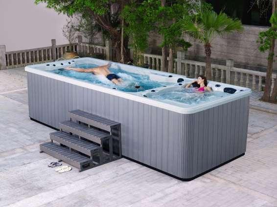 Nouveau spa de nage Bi-zone Tokyo