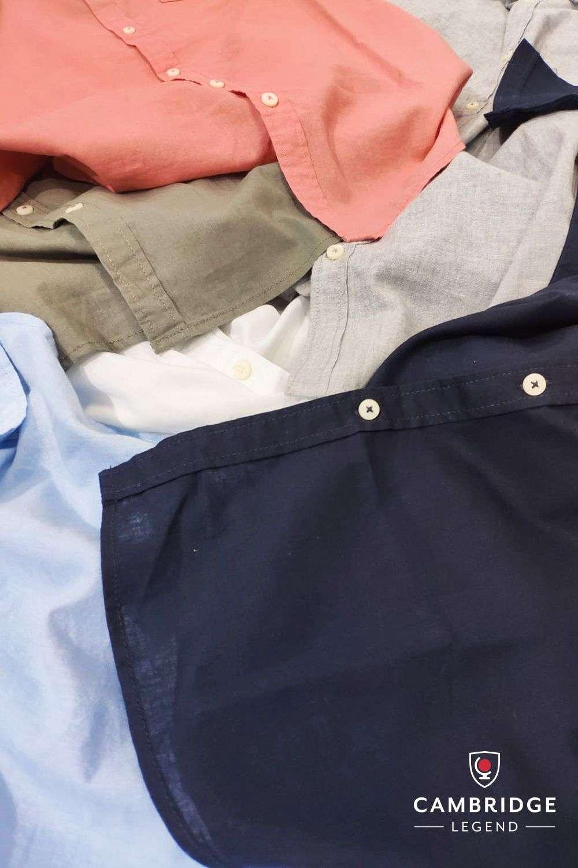 Un large choix de chemises