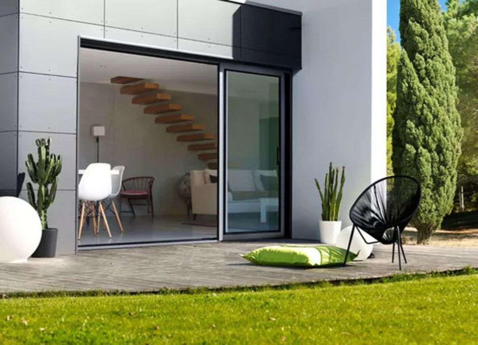 Pose de fenêtres et baies vitrées